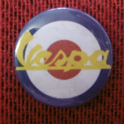 Vespa Badge